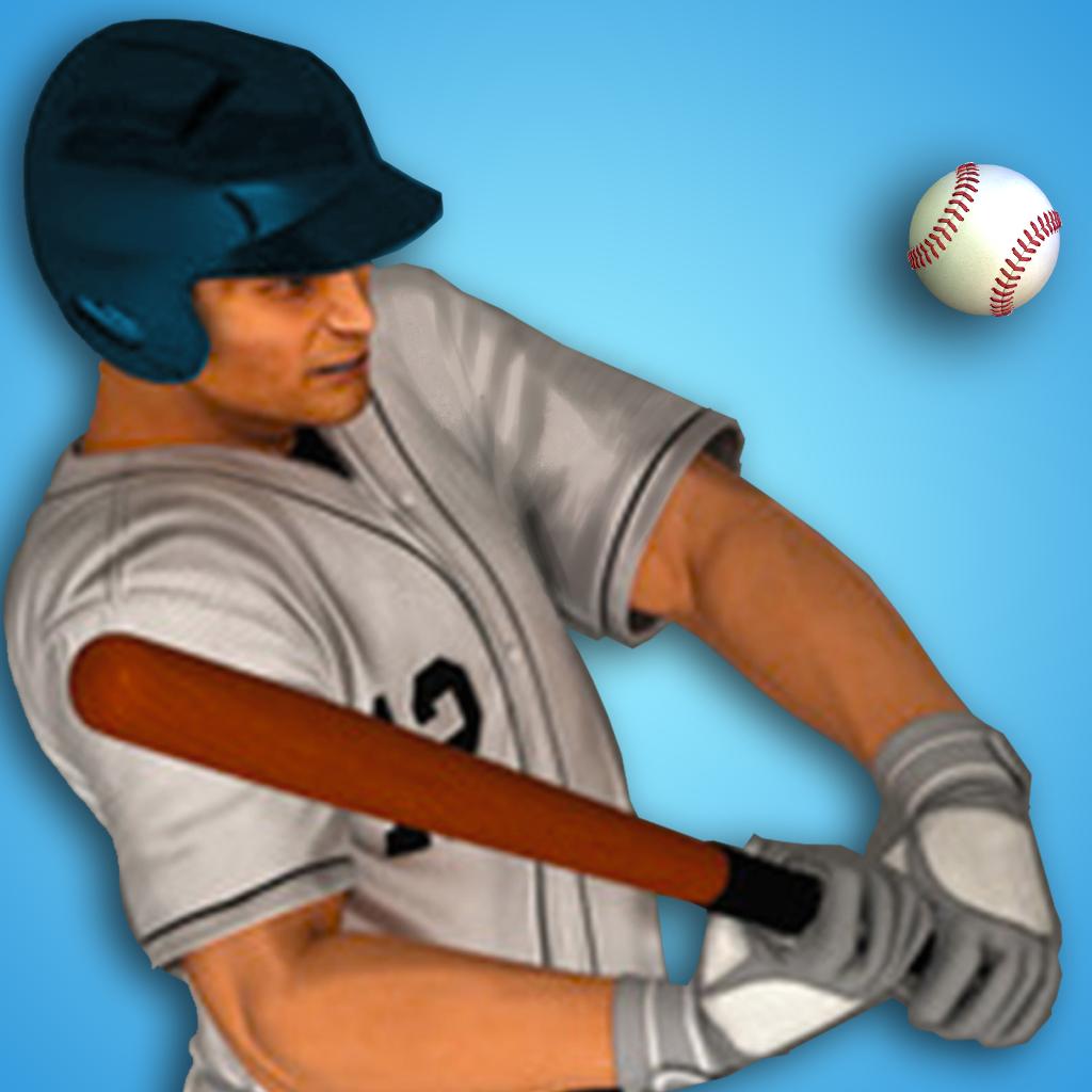 Нажмите Спорт Бейсбол - Играть, как Star Player и винт мяч попал рекорда Лучший результат в чемпионате